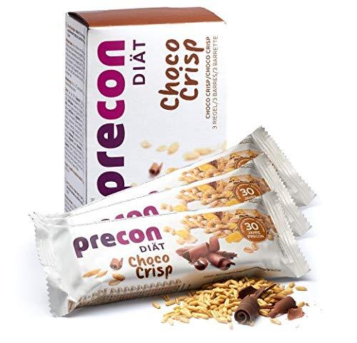 Precon BCM Diät Riegel ChocoCrisp - 3 Riegel à 65 g
