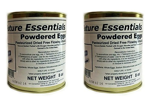 Future Essentials Powdered Eggs (2-Pack)