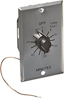 Northern Lights Group Mechanical Sauna Timer for 110-240 VAC - Sauna Controller Infrared Heaters