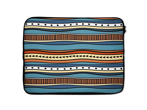 Funda protectora para MacBook HP DELL iPad Macbook Lenovo (14-15 pulgadas), diseño vintage