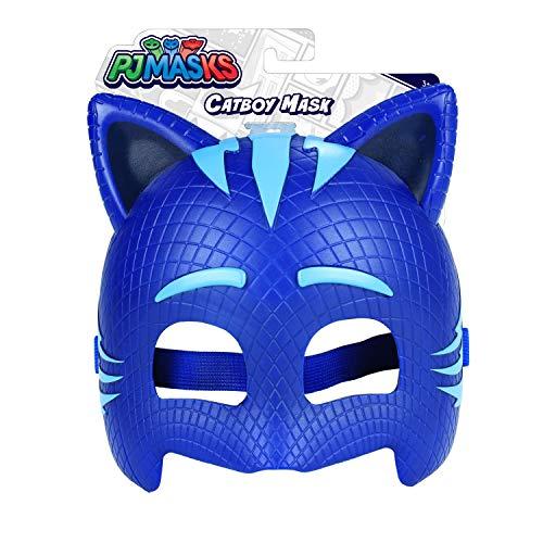 Bandai PJ Masks Gatuno - Máscara infantil, color azul
