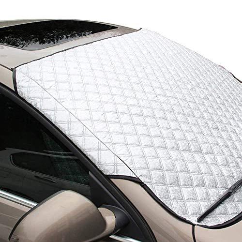 Parabrisas Magnético para Coche, Parasol, Cubierta Antipolvo para Automóviles, Protector De Nieve, Hielo Y Lluvia, Esterilla Plegable para El Sol