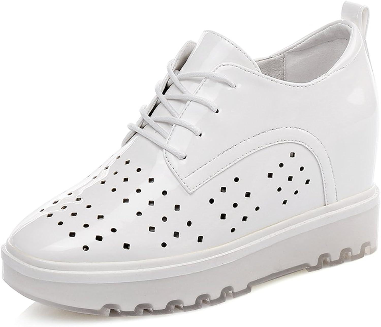Erhöhen Sie In Der Koreanischen Version Von Von Von Damenschuhen Im Sommer,Quadratischen Kopf Schuhe,Verdicken Sie Plateauschuhen,Flache Freizeitschuhe  b30d93