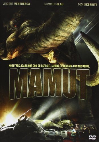 Mamut (Import Dvd) (2013) Vincent Ventresca; Summer Glau; Tim Cox; Castel Film
