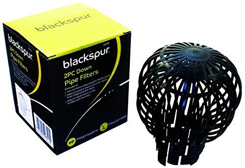 Blackspur BB-GM101 - Set di filtri per tubo di scarico