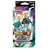 Bandai Dragon Ball Super Card Game: Expansion Deck Set BE14 - Battle Advanced, Mixed Colours