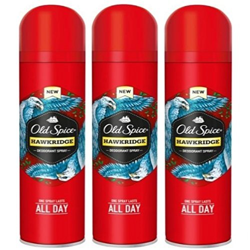 Old Spice Hawkridge Wild Collection Déodorant Body Spray 150 ml par Old Spice