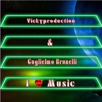 I Love Music (Feat. Guglielmo Brunelli)