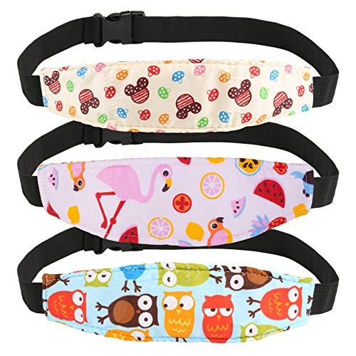 Kesote 3 Soporte Seguridad para Cabeza de Niños Cinturón A