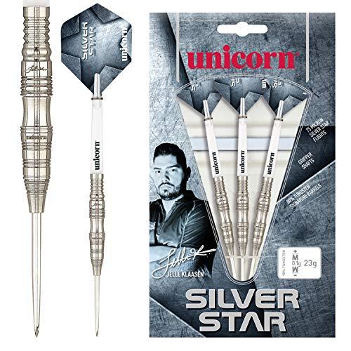 Unicorn Star Darts, Silver Jelle Klaasen, 21 g
