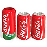 Skywin Silicone Can Sleeve (3 Pack) - Beer Can Cover can Hides Beer Can by...