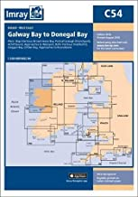 Imray Chart C54: Galway Bay to Donegal Bay (C Charts)