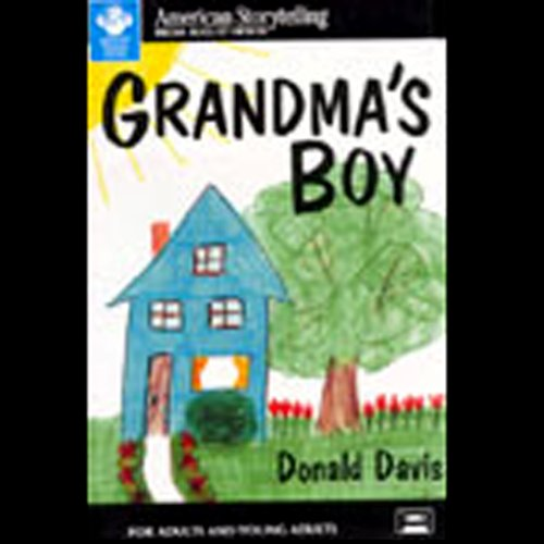 Grandma's Boy audiobook cover art