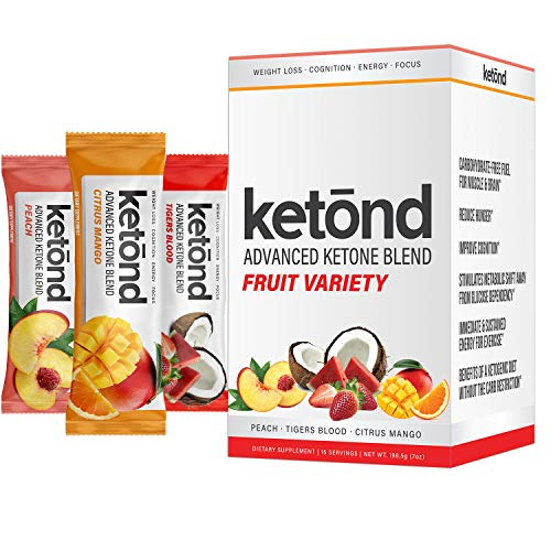 Ketond Advanced Ketone Supplement — Best Ketone Weight Loss Supplement...