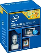 Intel Core i7-4790 Processor - BX80646I74790 (Renewed)