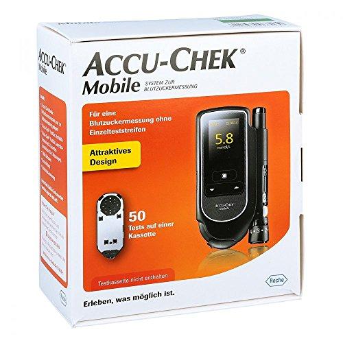Accu-Chek Mobile mmol/L, 1 St