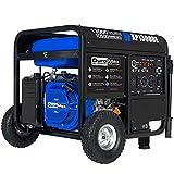 DuroMax XP13000E Gas Powered Portable Generator-13000 Watt Electric Start-Home Back Up &...