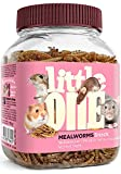 Little One Snack Roedores Gusanos 70 gr