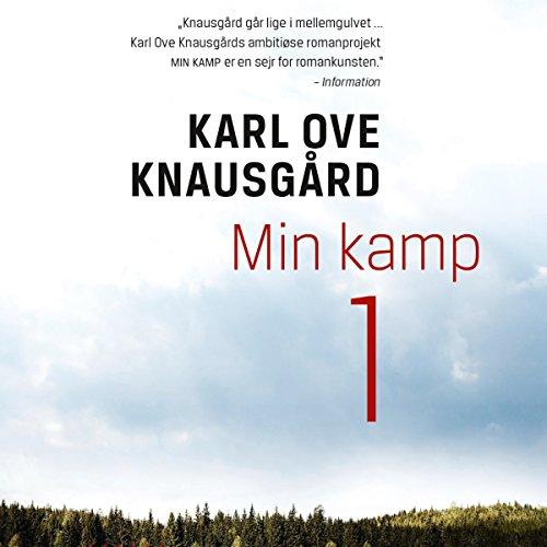 Min kamp 1 audiobook cover art