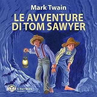 Le avventure di Tom Sawyer copertina