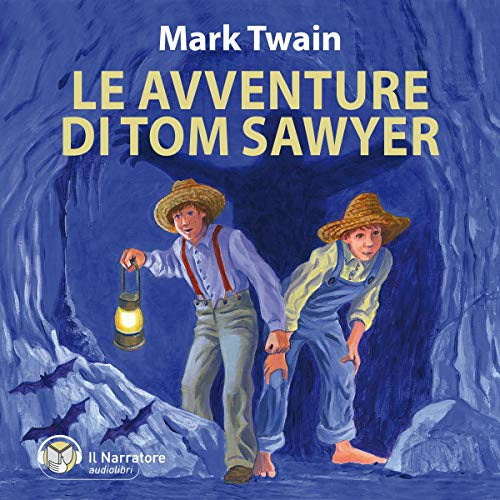 Le avventure di Tom Sawyer audiobook cover art