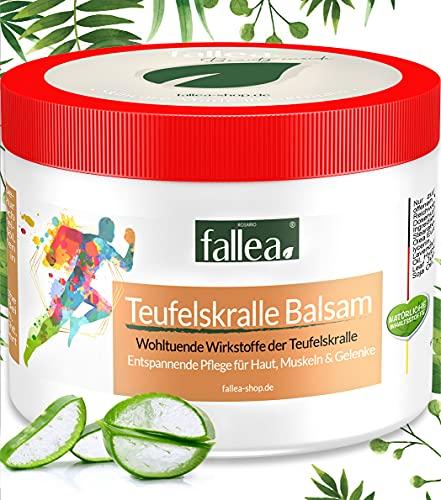 Teufelskralle-Balsam mit Aloe-Vera   Gut Für Muskeln & Gelenke   Teufelskralle-Creme   Teufelskralle-Salbe   500 ml