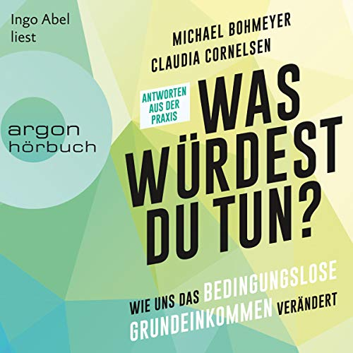Was würdest Du tun? audiobook cover art