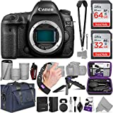 Canon EOS 5D Mark IV Full Frame Digital SLR Camera Body with Altura Photo Complete Accessory and Travel Bundle