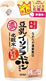 サナ なめらか本舗 豆乳イソフラボン含有のしっとり化粧水 つめかえ用 180ml 製品画像