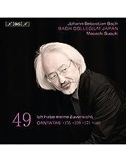 Bach Collegium Japan, Blaze, Nichol - Cantatas Volume 49