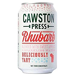 Made with pressed rhubarb, grapes, apples and sparkling water Deliciously tart rhubarb lovingly blended with sweet apple juice Full flavour of apples with the tangy taste of rhubarb for a truly delicious taste of summer A refreshing juice with a litt...