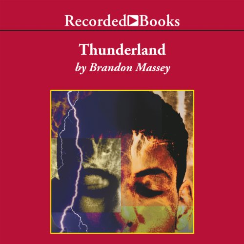 Thunderland audiobook cover art