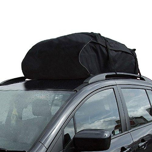 KKmoon Portaequipajes Bolsa Impermeable para Techo de Coche Automóvil SUV...