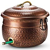 beautiful and practical Copper Hose Pot