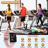 Immagine 2 canmixs smartwatch orologio uomo donna