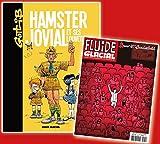 Hamster Jovial et ses louveteaux + magazine anniversaire offert