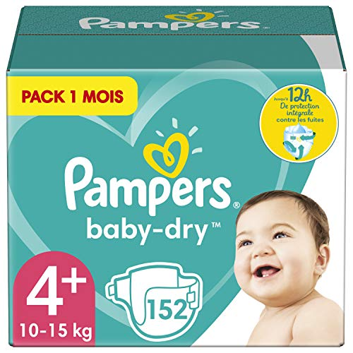 pampers baby dry lidl