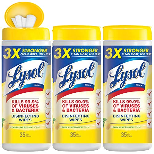 Lysol Wipes – CHEAP STOCK UP DEAL! No Coupons!