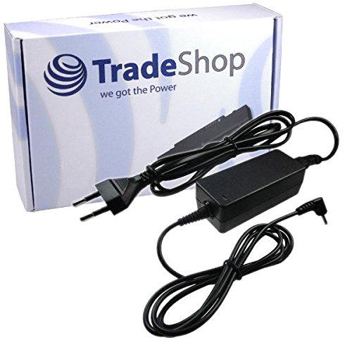 Notebook Laptop Netzteil Ladegerät Ladekabel Adapter 19V 2,1A für Asus EeePC 1011PN 1011PXD 1011PDX 1011CX 1011C 1011BX 1011B 1015T 1104HA RT-N56U RT-N66U R051PN R052C R052CE