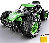 GizmoVine Coche Teledirigido ,1:14 Coche de Control Remoto Coches de Alta Velocidad RC Fast Racing Monster Buggy, Camiones Todoterreno VehíCulo Juguetes para NiñOs Adultos NiñOs NiñAs