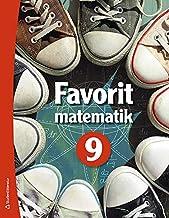 Favorit matematik 9 Elevpaket - Digitalt + Tryckt