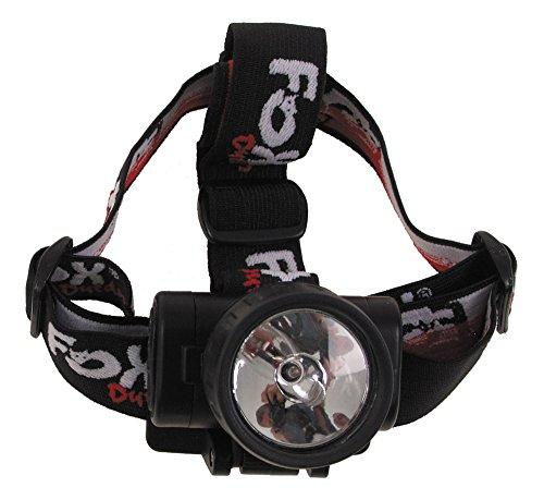 lampe frontale, crypton, noir, resistant à l?eau, pliable