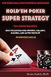 Hold'em Poker Super Strategy (English Edition)