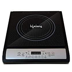 Lifelong Inferno LLIC20 1400-Watt Induction Cooktop (Black) - Best Induction Cooktop in India