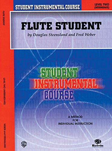 Student Instrumental Course Flute Student: Level II