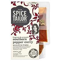 スパイステーラー南部コショウカレーキット300グラム - The Spice Tailor Southern Pepper Curry Kit 300g [並行輸入品]