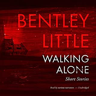 Walking Alone     Short Stories              By:                                                                                                                                 Bentley Little                               Narrated by:                                                                                                                                 Traber Burns,                                                                                        Chris Andrew Ciulla,                                                                                        Peter Berkrot,                   and others                 Length: 10 hrs and 14 mins     1 rating     Overall 5.0