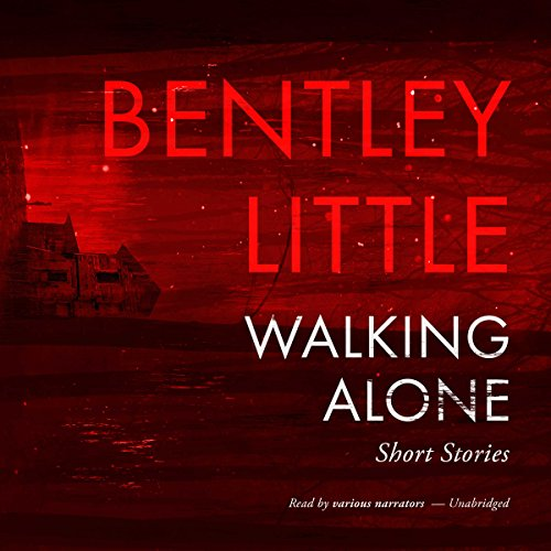 Walking Alone audiobook cover art