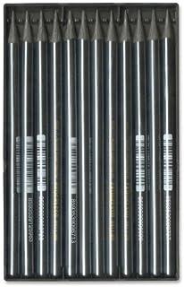 Koh-I-Noor Woodless Graphite Pencil 4B - Set of 12