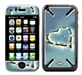 Upper Coque 3D iPhone 3G/3GS Love Island